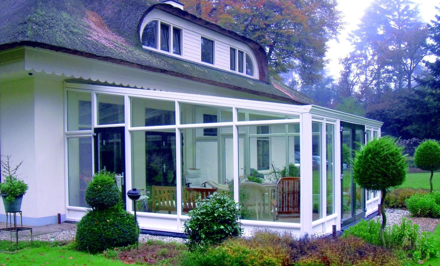 Gartenzimmer Kaltwintergarten